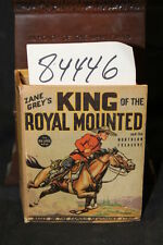 Grey, Zane King of the Royal Mounted and the Norther...