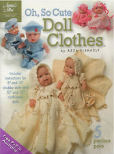 Oh, So Cute Doll Clothes by Azza Elshazly