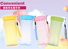 Portable New Travel Bottle Water Cup Juice Bottle Sport Color 350ML