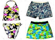 Sz XS-1X - Catalina Bikini & Tankini Swimsuit Separates & Board Shorts