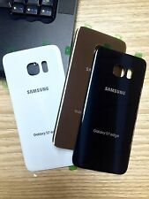 Genuine Rear Panel Replace Battery Back Door Cover For Samsung Galaxy S7 Edge US