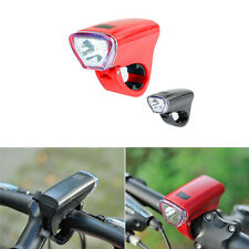 Cycle Bike Bicycle LED Front Head Headlight Light AA Flashlight Torch Headlamp
