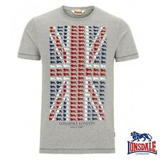 Lonsdale London T-Shirt Slim Fit Peter lee UK Britain Men's Boxing Men shirt new