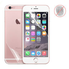 Front + Back Full Body Matte Anti-Glare Screen Protector For iPhone 7 / Plus Lot