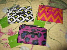 Vera Bradley NWT Slim Coin Purse ~ Choice of pattern ~ card holder/case~MSRP $20