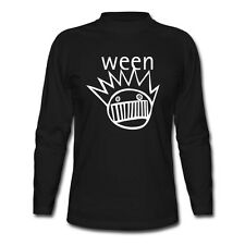 New WEEN BAND Black Long Sleeve T-Shirt Size S-2XL