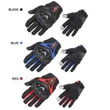 Pro-biker Motorcycle Cycling Racing Full Finger Gloves M L XL 3 Color NEW Q3I6