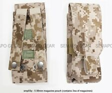 [AOR1] 5.56 pouch semapo gear airsoft m4 airsoft magazine pouch