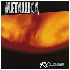 Reload by Metallica (CD, Nov-1997, Elektra (Label)) CLEAN
