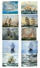 Best gift Seascape Ship Sailing print Oil painting Art wall Picture on canvas F4