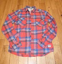 JACK & JONES GENTS CHECKED SHIRT FAB CONDITION SIZE SMALL