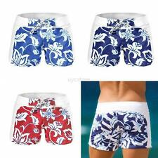 Mens Shorts Swimwear Swimming Trunks Swim Beach Comfort Pants Sports Boxer S- XL