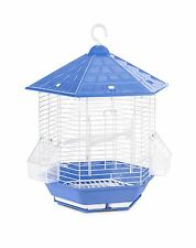Prevue Pet Products SP31997BLUE Bali Bird Cage Blue New