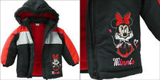 * NWT NEW GIRLS Disney Mickey Mouse & Friends Minnie Mouse Puffer Jacket  2T