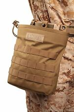 BLACKHAWK! Roll-Up MOLLE Dump Pouch Coyote Tan New