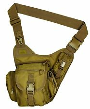 Red Rock Outdoor Gear Sidekick Sling Bag (Small Coyote Tan) Small New
