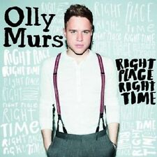 Olly Murs - Right Place Right Time [CD]