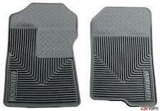 Husky Liners Heavy Duty Grey Custom Front Floor Mats 51022
