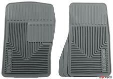 Husky Liners Heavy Duty Grey Custom Front Floor Mats 51072