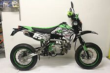 PIT BIKE ROADLEGAL SP MOTO 125cc RS125 HONDA 125 DTR125 PITBIKE SUPERMOTO CW LMX