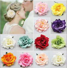 1pcs Rose Flower Hair Clip Hairpin Bridal New Bridesmaid Women Wedding Party