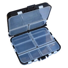 11 Grid Compartments Storage Case Fishing Tool Lure Spoon Hook Bait Tackle Box