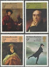 Great Britain 1973 PAINTINGS (4) Unhinged Mint SG 931-4