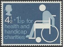 Great Britain 1975 HEALTH/HANDICAP CHARITIES (1) Unhinged Mint SG 970