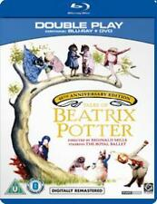 TALES OF BEATRIX POTTER - 40TH ANNIVERSARY - BLU-RAY - REGION B UK