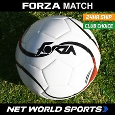 FORZA Match Soccer Balls - Size 3, Size 4 & Size 5 Soccer Balls for Matchday Use