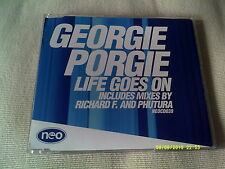 GEORGIE PORGIE - LIFE GOES ON - HOUSE CD SINGLE