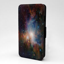 Planets Galaxies Space Flip Case Cover For Samsung Galaxy - A1246