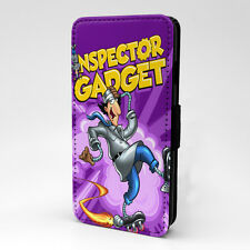 Inspector Gadget Flip Case Cover For Samsung Galaxy - T1246