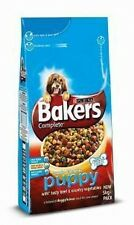 Bakers Complete Dry Dog Food Puppy Junior Beef 5kg