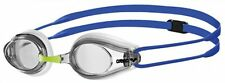Arena Tracks White/Cl/BlueGoggles.Arena Training/Racing Goggles.Arena Goggles