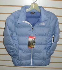 THE NORTH FACE GIRLS ANDES DOWN WINTER JACKET- CHQ7- GRAPEMIST BLUE -XS,S,M,L,XL