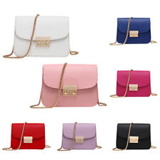 Women Handbag Shoulder Bag PU Leather Messenger Hobo Bags Satchel Totes Purse BD