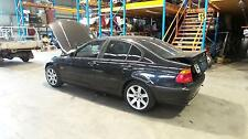 BMW 3 SERIES TRANS/GEARBOX AUTO, PETROL, 1.9, E46, WH TAG (318i), SINGLE SUMP GM