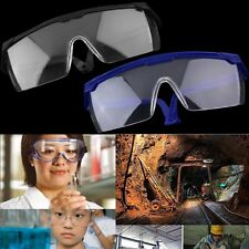 Hot Work Safety Glasses Clear Eye Protection Wear Spectacles Goggles CC