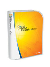 Microsoft Office 2007 Professional Full Version Software