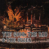 The Good, the Bad & the Queen CD and DVD new and sealed. Danger Mouse Production