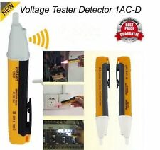 New Electric Voltage Detector Non-Contact 90~1000V AC Tester Test METER Pen LO