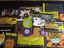 Halloween Decorations - Hanging Decorations Range (large letter postage)