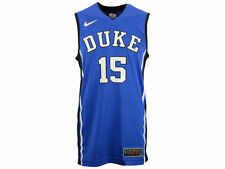 DUKE BLUE DEVILS BASKETBALL JERSEY NIKE ELITE-STITCHED #15  3XL-NWT-RETAIL $120