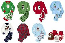 NWT Gymboree Christmas Holiday Shop Winter Gymmies, Pajamas, Sleepwear U-Pick