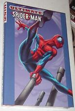 Ultimate Spider-Man Volume 2 HC Bendis Bagley 1st Print 13 issues!