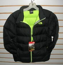 THE NORTH FACE BOYS ANDES DOWN WINTER JACKET -CHQ6- TNF BLACK-XS,  S, M, L, XL
