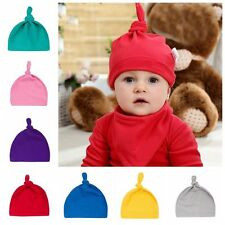 Stylish Toddler Infant Baby Kids Soft Cotton Hat Beanie Knitted Crochet Cap Gift