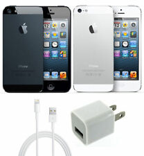 Apple iPhone 5 AT&T 16GB Smartphone with Accessories (Good condition)