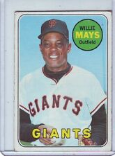 1969 TOPPS WILLIE MAYS CARD !!!